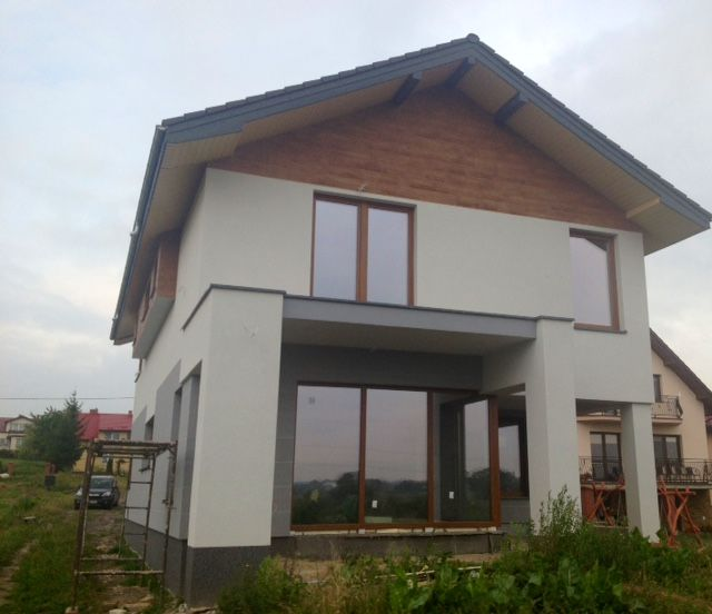 Projekt domu Lugano