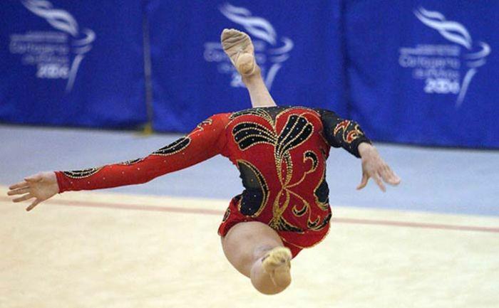 images drôles de sport insolite image amusante sport gymnastique artistique resized