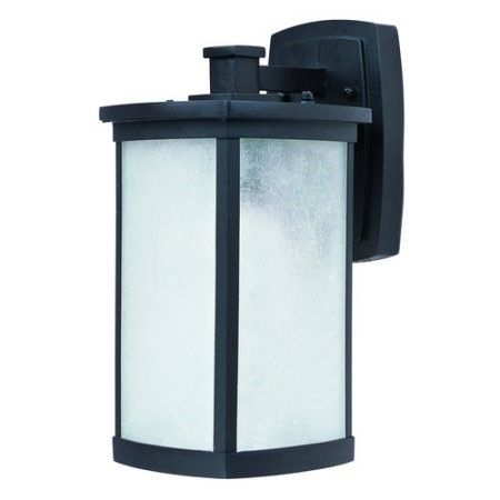 Maxim 85753 1 Light 13.75' Tall Outdoor Wall Sconce from the Terrace EE Collecti, Brown