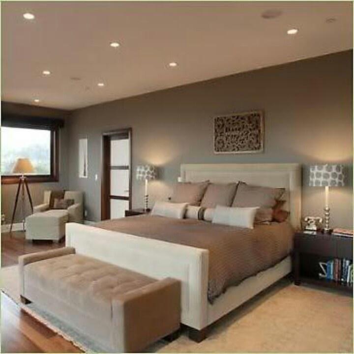 Master Bedroom Decorating Ideas Grey Walls Bedroom Interior With Wooden Flooring Best Neutral Bedroom Colors Small Bedroom Bed Ideas: 50 Best Complete Bedroom Set Ups Images On Pinterest