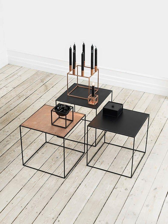 Lassen Twin Table