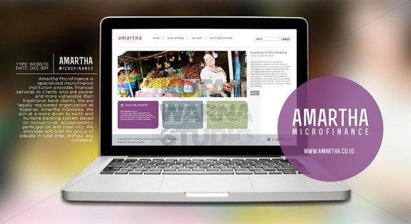 Amartha Microfinance Indonesia (www.amartha.co.id)