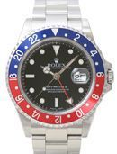 Rolex Oyster Perpetual GMT-Master 116710 blue/red