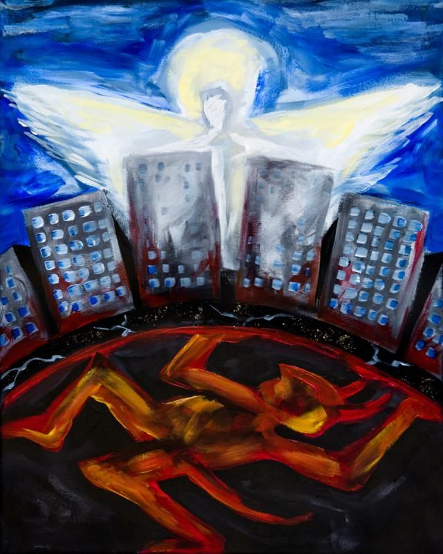 Quotes on Good and Evil Angels from Pope Francis: Spiritual warfare between good and evil angels powerfully affects people's lives, says Pope Francis.