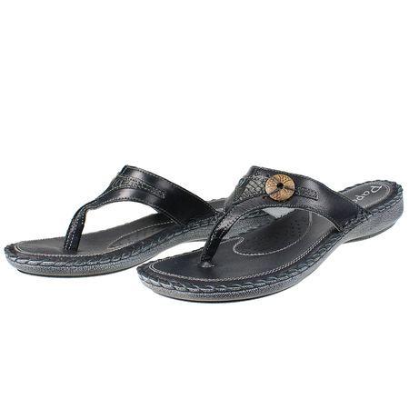 Γυναικεία :: Σαγιονάρες :: PAPAYA 331500 Μαύρο - Παπούτσια Ι troumpoukis.gr