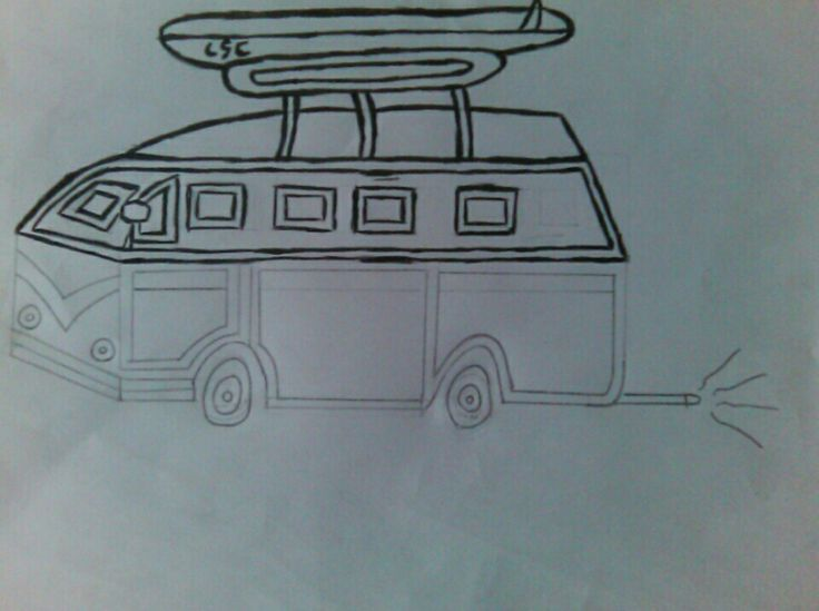 Step 3 drawing kombi