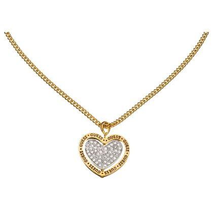 Mooie gouden ketting van Guess ♥ Love ♥