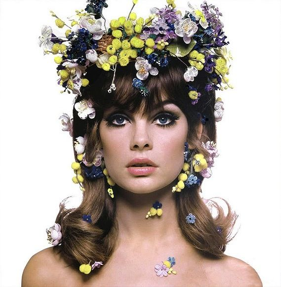 The first real supermodel and the best by far-Jean Shrimpton