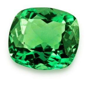 Зеленый камень - названия драгоценных минералов зеленого цвета