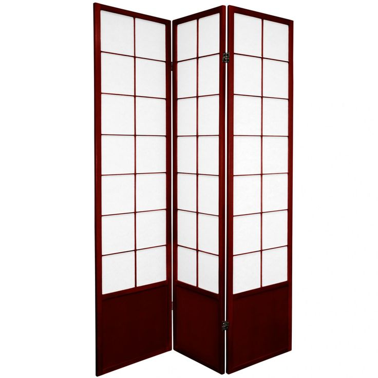 Room Dividers.com Part - 21: Tall Zen Shoji Room Divider | RoomDividers.com