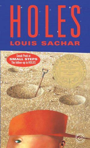 Holes, http://www.e-librarieonline.com/holes/