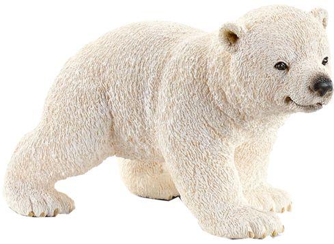 SCHLEICH 14708 Isbjørnunge (hos Bl.a toys R us)