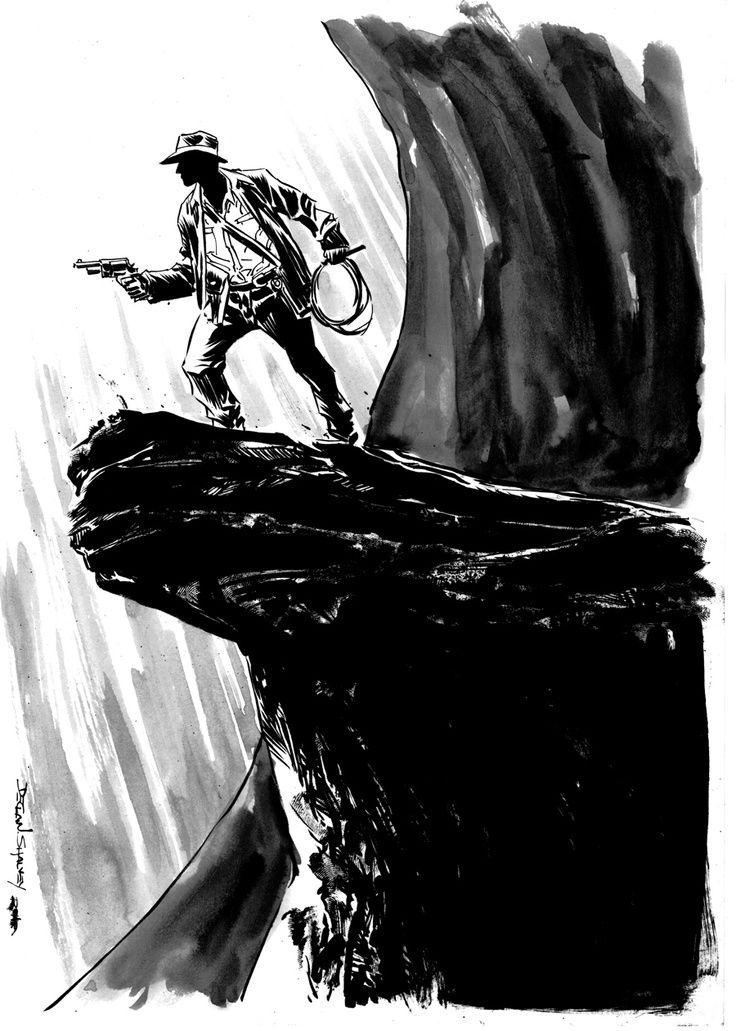Indiana Jones - Declan Shalvey