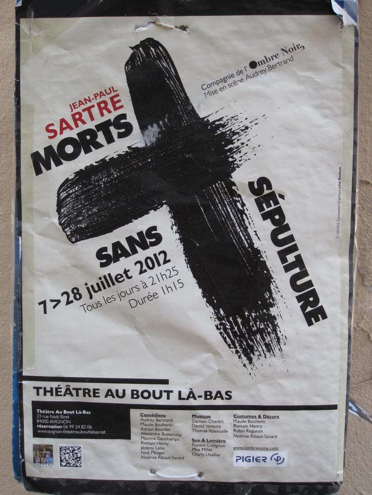 Sartre Is Still Alive In Avignon
