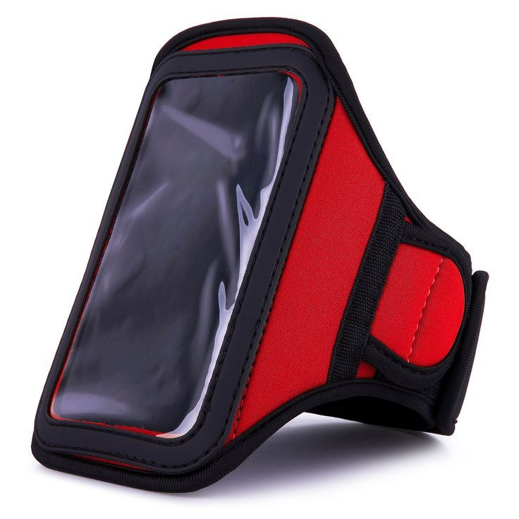 Cool Sony Xperia 2017:VanGoddy Red Sweat Resistant Armband for Sony Xperia C4 / Xperia M5 / Xperia Z5 ... Best Cell Phone Armbands