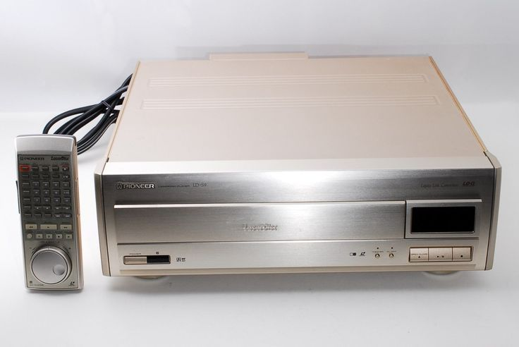 Excellent Pioneer LD S9 High End Laserdisc Player Import Japan | eBay