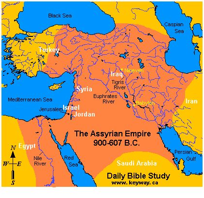 Assyrian Empire Today | The New (Neo) Assyrians