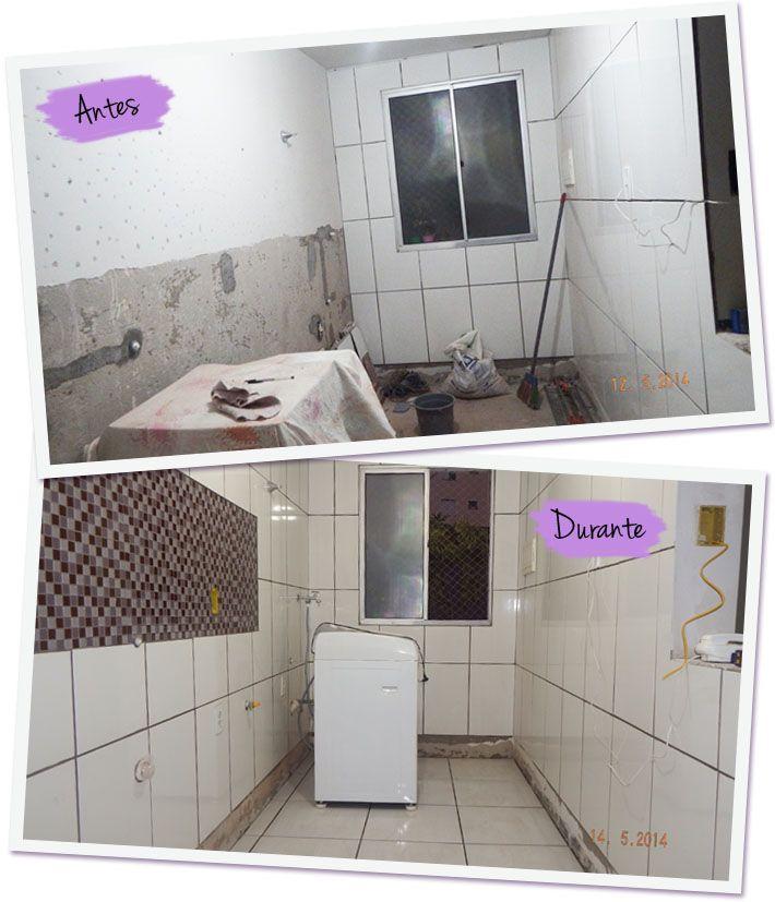 1000+ images about Decora??o: Cozinha Corredor no ...