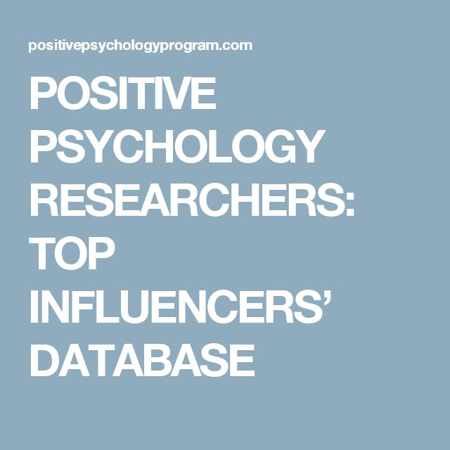 best psychology research ideas history of  the aim of this tool is to enable you to look up positive psychology researchers or research topics by topic place or photo in a user friendly way