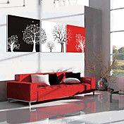 Stretched Canvas Art Botanical Art Décor Tree... – AUD $ 72.77