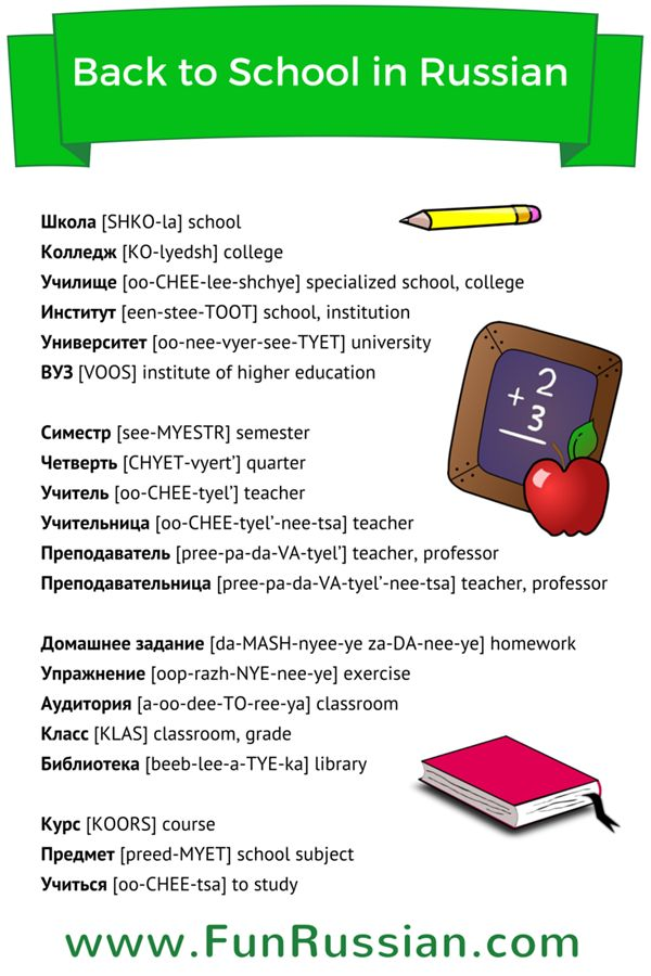 russian language institute at