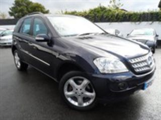 Mercedes ML320 for £11,990 on CompuCars