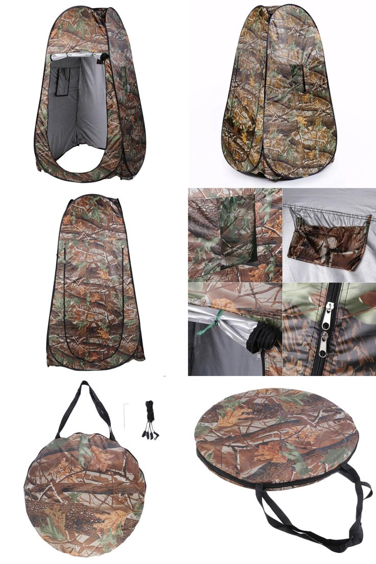 [Visit to Buy] shower tent beach fishing shower outdoor camping toilet tent,changing room shower tent with Carrying Bag Free Shipping #Advertisement