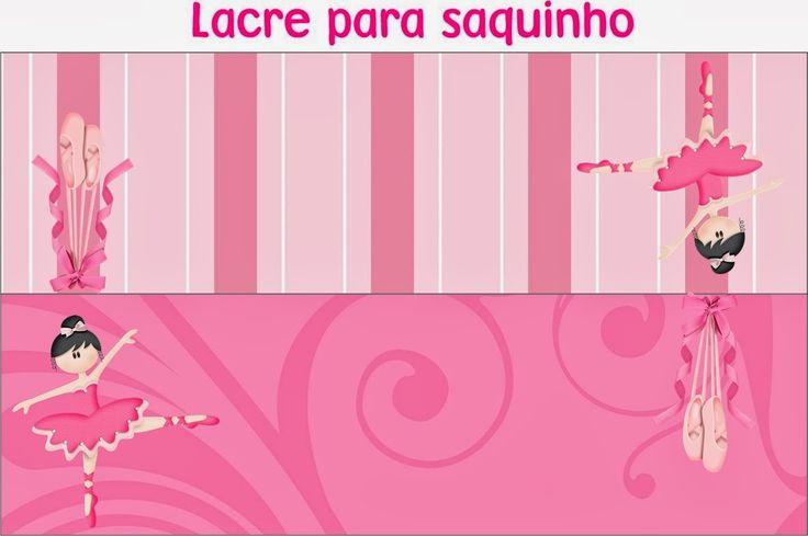 OLÁ AMIGAS!   Hoje temos o kit que toda mãe de menina sonha... Bailarina. rsrs   Esse kit foi feito pela nossa amiga Jackeline Pinheiro , qu...