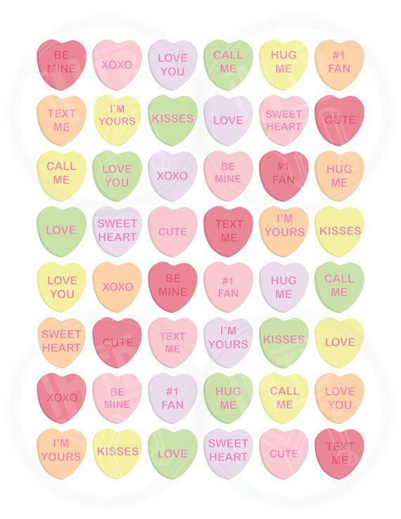 free clip art conversation hearts - photo #38
