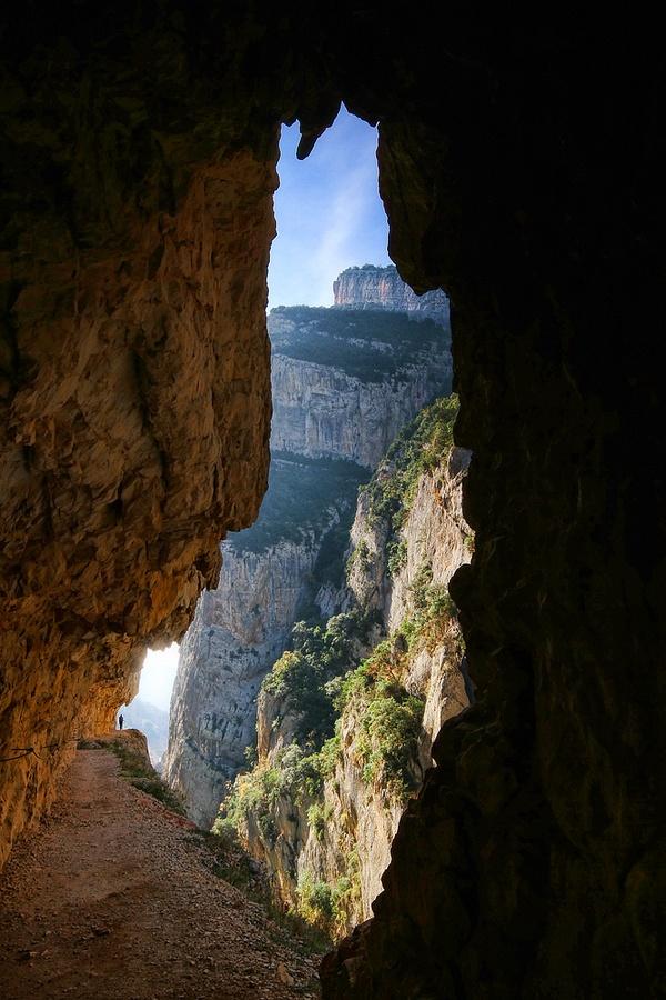 Congost de Mont-rebei Lleida
