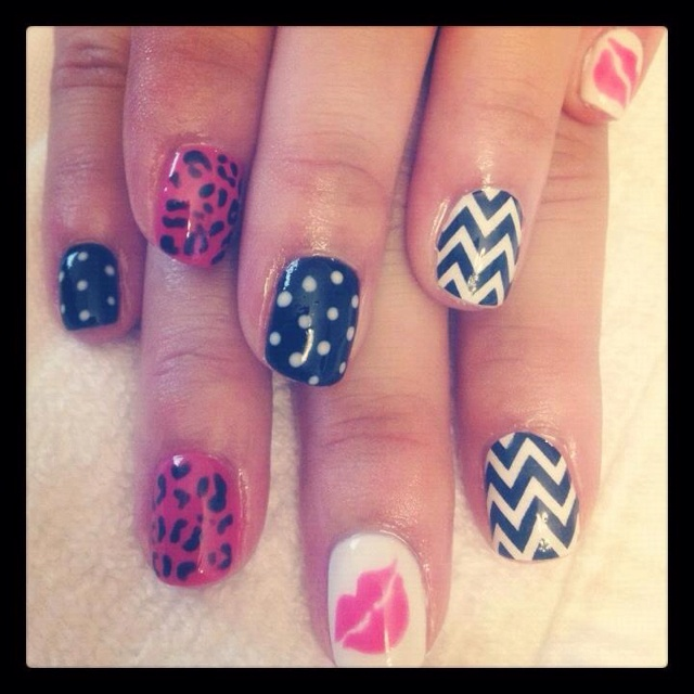Nail Polish Games For Girls Do Your Own Nail Art Designs: 9 Best Design Your Own Finger Nails And Toe Nails Just