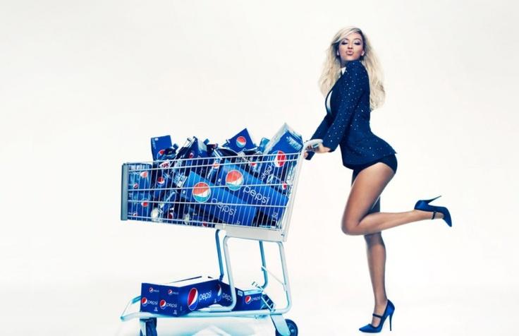 Pepsi se paye Beyoncé - Konbini - France