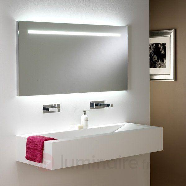 miroir FLAIR avec éclairage intégré 1020056