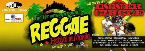 1st international reggae festival phillipines