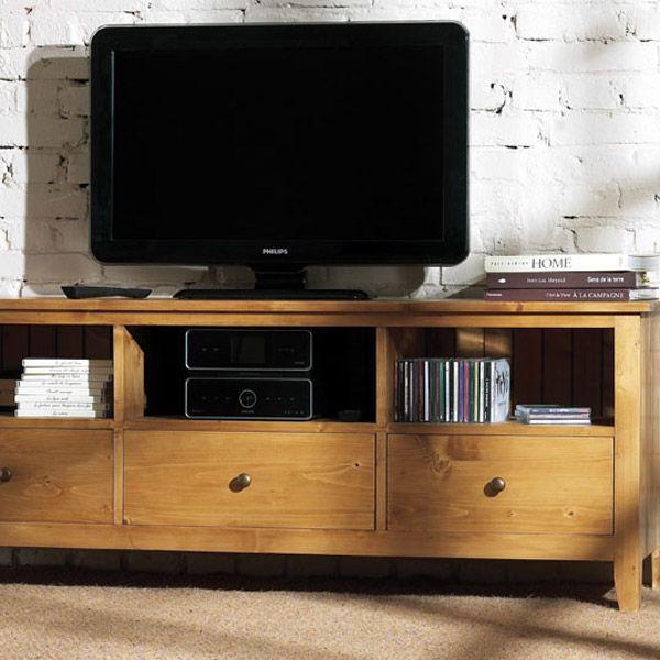 Meuble bas TV-Hifi - Collection Bellwood - Copyright Interior's France
