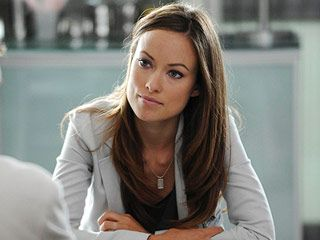 I totally have a girl crush on Thirteen/Dr. Remy Hadley (Olivia Wilde) from House.
