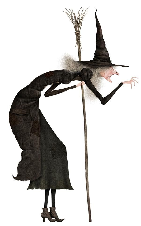 When I get like really ancient old, I want to be a witchy old crone. If you had to age, you may as well embrace it.