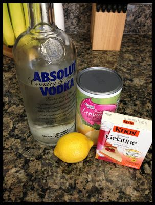 Absolute Pink Lemonade Jello Shots. | Unconventional Mommy Tails