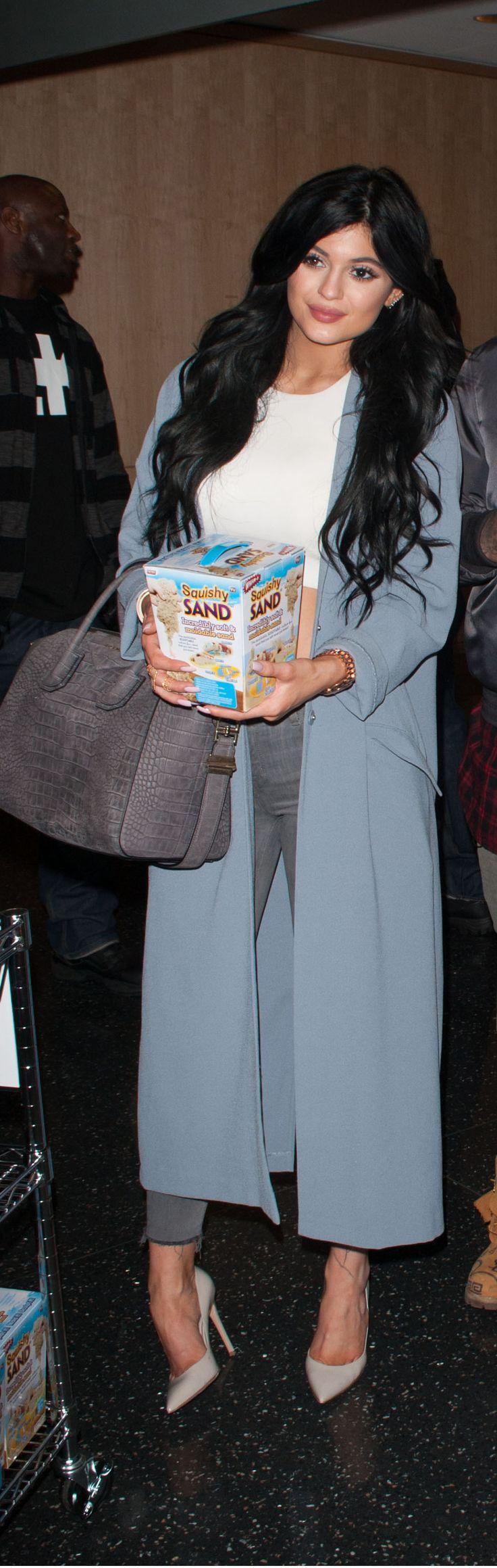 Kylie Jenner Has Been Shopping in Kim Kardashian's Closet