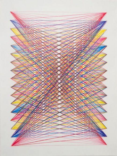 30 Creative Diy String Art Ideas  MUST DO SOMETHING MY WORD ART WAY, LIKE VARIGATED THREAD