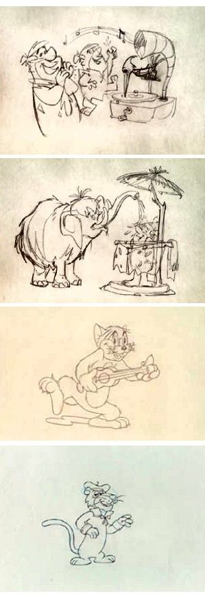 """""""During a partnership that spanned over sixty years of film and television, William Hanna and Joseph Barbera worked with over 2,000 animated characters."""""""
