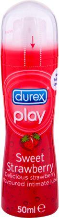 Lubricants & Massage > Lubricant's > Play - Lubricant Sweet Strawberry (50ml) - www.bunnyleisure.com