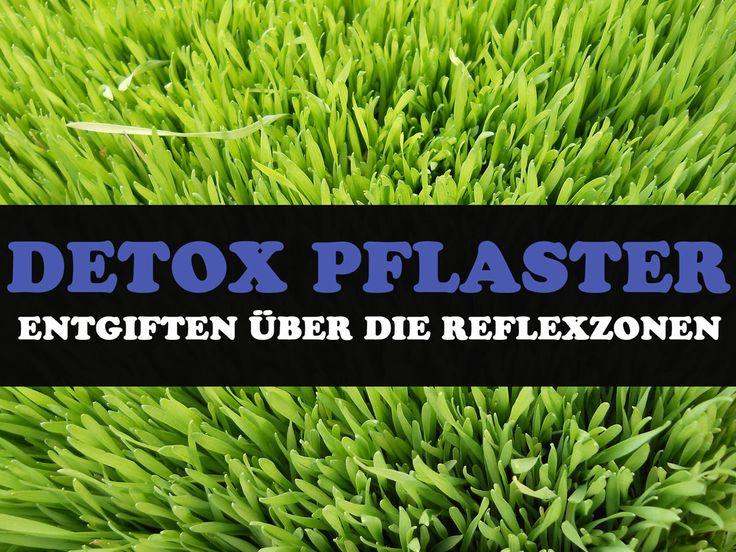 Detox Pflaster ✓ Wie die Pflaster wirken ✓ Wie man sie richtig anwendet ✓ Die besten Detox Pflaster auf einen praktischen übersichtlichen Blick ✓