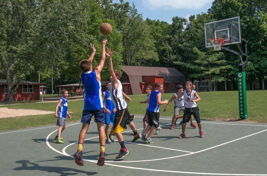 More than a sports camp, Greenwoods emphasizes teamwork, character development and inclusion. Campers come from all over the country to attend Greenwoods or The Grove, a two-week experience at the same facility. They are peanut and tree nut aware, meaning they don't use products that contain nuts. The camp does everything they can to ensure the safety of their campers and the peace of mind of parents. Before camp begins, parents can get a copy of the menu and list of canteen items, which…