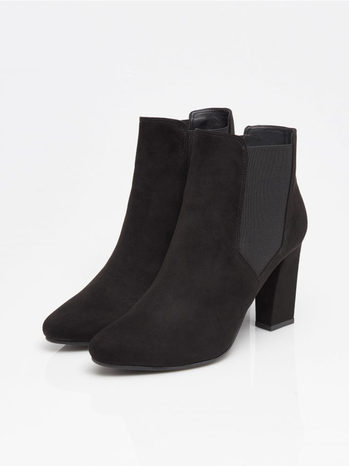 High heeled boots, MOHITO