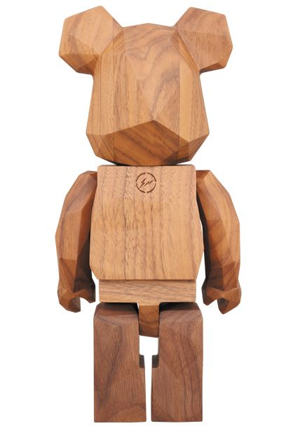 Medicom Toy once again worked with the craftsman of Karimoku and this time also brought Hiroshi Fujiwara and his fragment design team on board. Together the three partners present a new duo of 400% wooden Bearbricks. Different to the past executions in wood with Karimoku, these new fragment design versions look hand carved, with the …