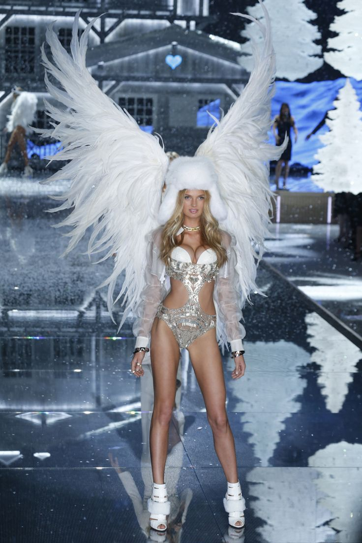 Victoria's Secret Fashion Show 2015 [Photo: George Chinsee]