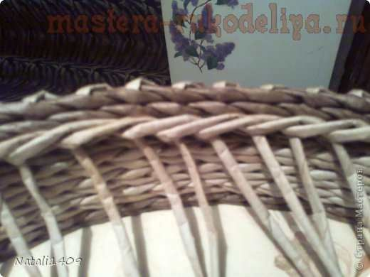 Мастер-класс по плетению из газет: Оригинальные загибочки Елочка и Полуелочка