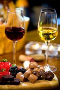 Вино и шоколад: как подобрать шоколад к вину