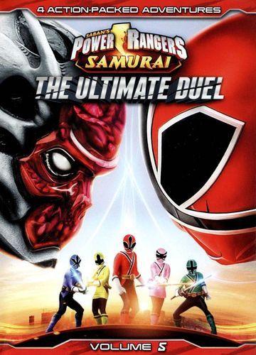 Power Rangers Samurai, Vol. 5: The Ultimate Duel [DVD]